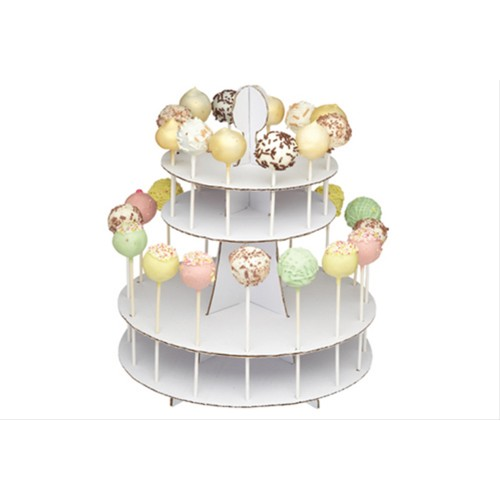 Kitchen Craft Sweetly Does It Cake Pop Decorating Stand