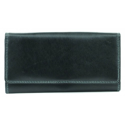 Golunksi Leathers Ladies Purse Black Amazon
