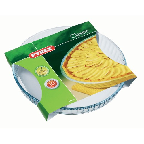 Pyrex Flan Dish 24cm ISSUE WITH IMAGE