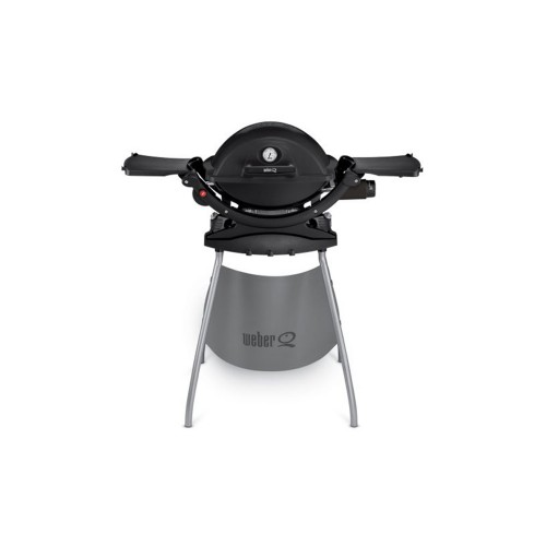 Weber Q1200 Black Line with Stand