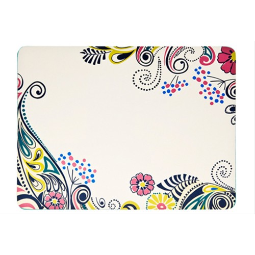 Monsoon Cosmic Cream Tablemat x 4