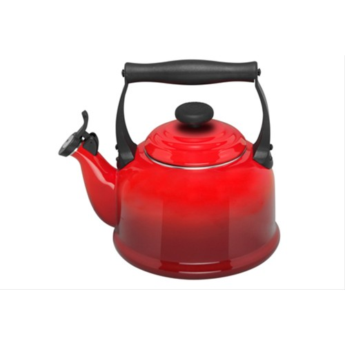 Le Creuset Traditional Kettle, Cerise