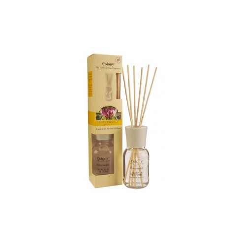 Colony Reed Diffuser 120ml Honeysuckle