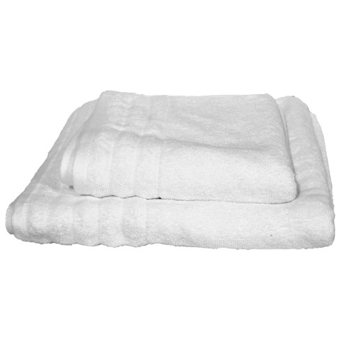 Casa White Bath Sheet