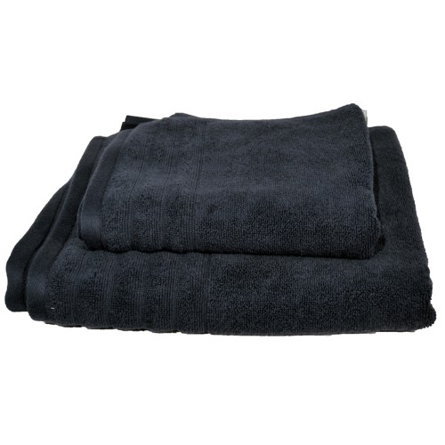 Casa Slate Grey Bath Towel