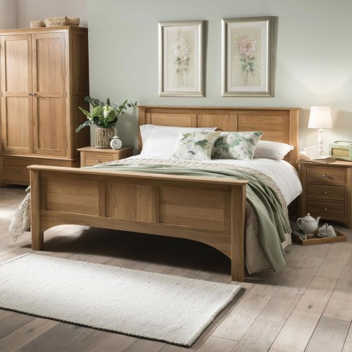 Casa Toulouse Bed Frame, Double