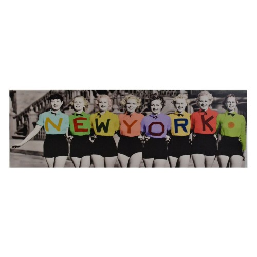 Casa New York Ladies Canvas