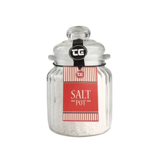 T and G Woodware Sea Salt Refill Pot