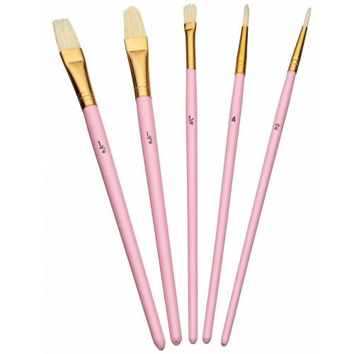Sweetly Does It Pack of Five Sugarcraft Decorating Brushes