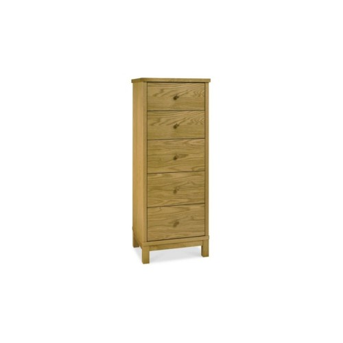 Casa Atlanta 5 Drawer Tall Chest