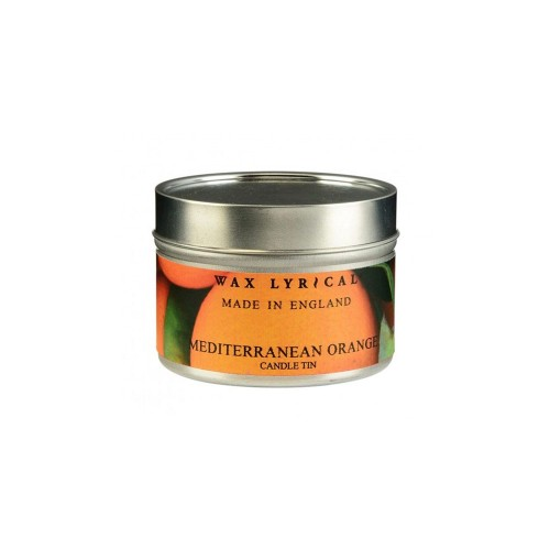 Wax Fill Tin Mediterranean Or