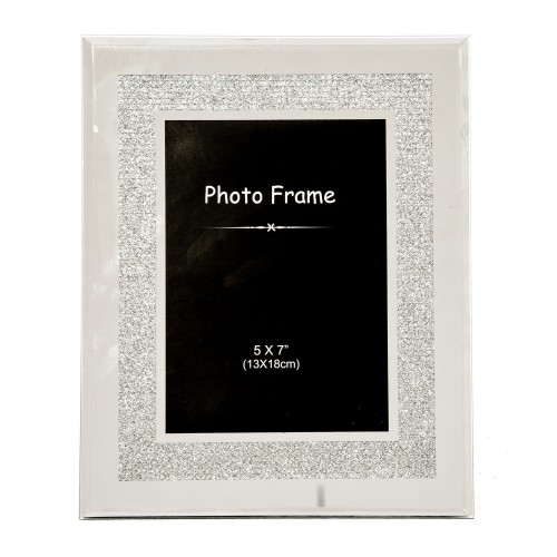Casa Diamante Border Frame 5x7""