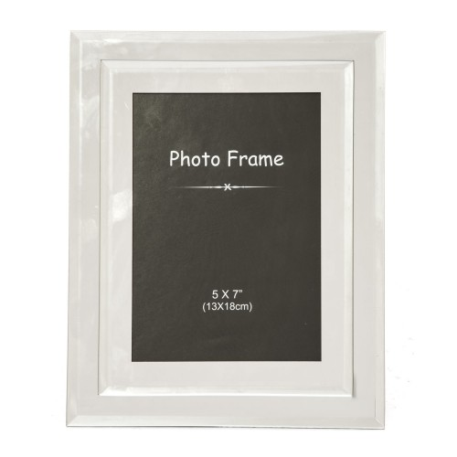 Casa Double Layer Glass Frame 5x7""