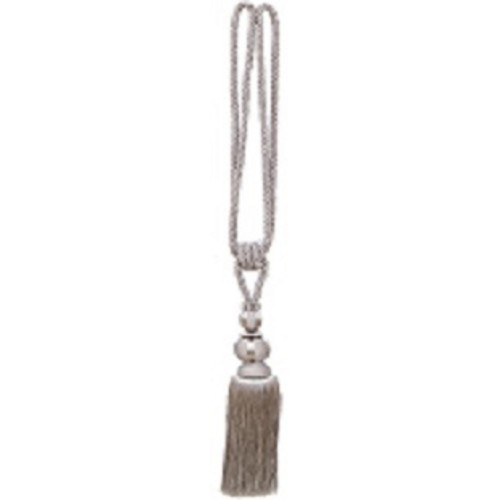 Madison Tie Back, Silver