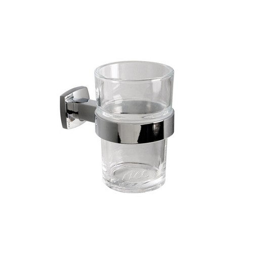 Miller Of Sweden 6403C Denver Tumbler Holder With Glass