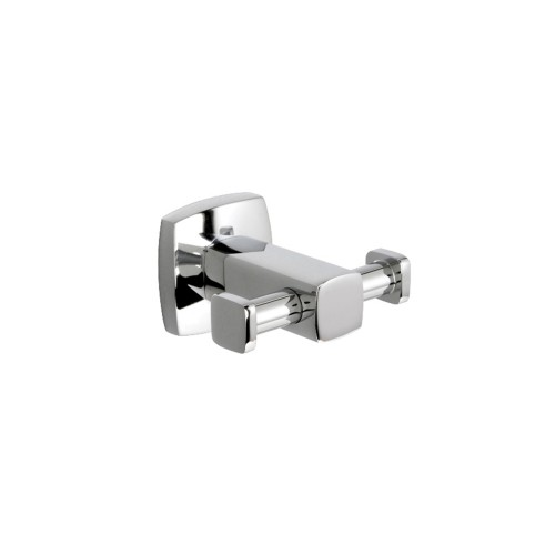 Miller Of Sweden Denver 6423C Double Robe Hook