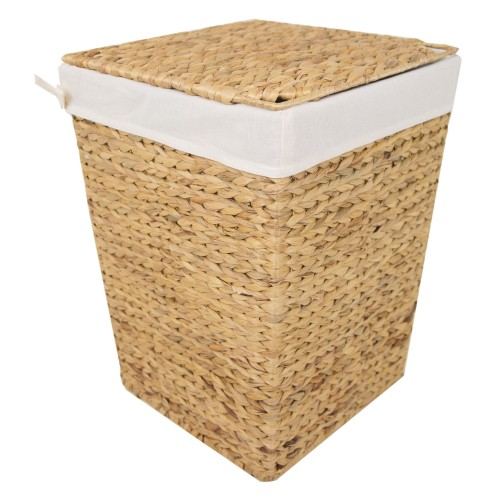 Casa Square Laundry Bin Small, Natural