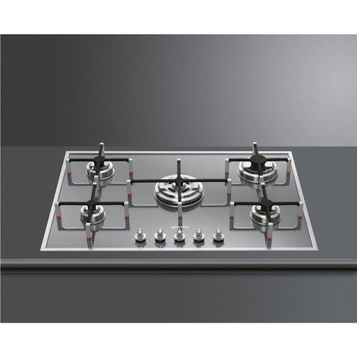 Smeg PVS750 Hob, Glass