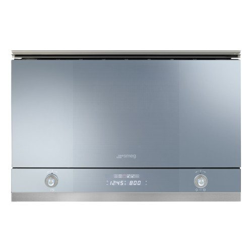 Smeg MP122 Microwave 60cm, Stainless Steel