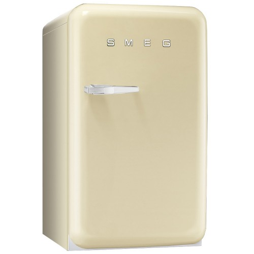 Smeg FAB10RP Freestanding Fridge, Cream