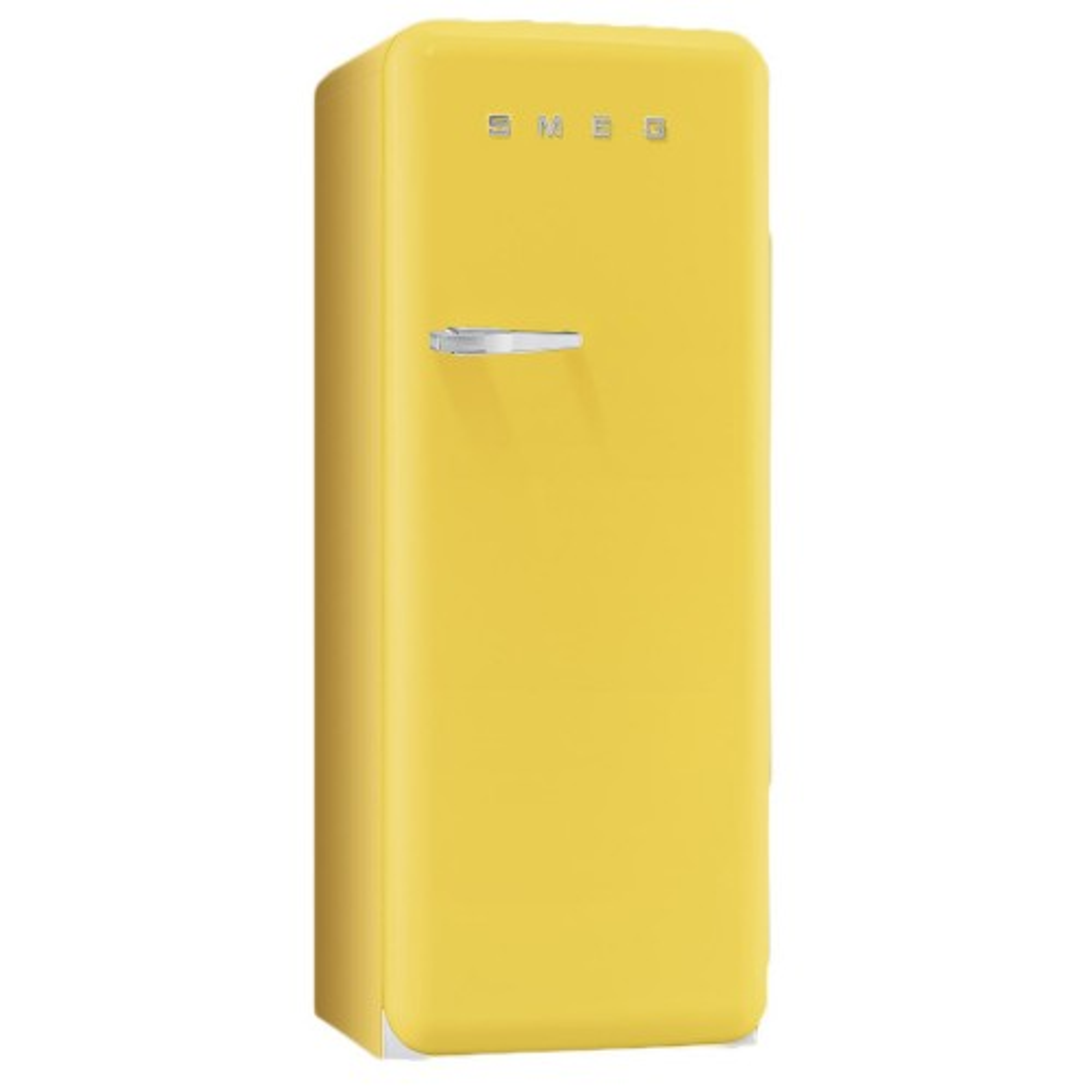 Smeg FAB28QG1 Freestanding Frdige, Yellow
