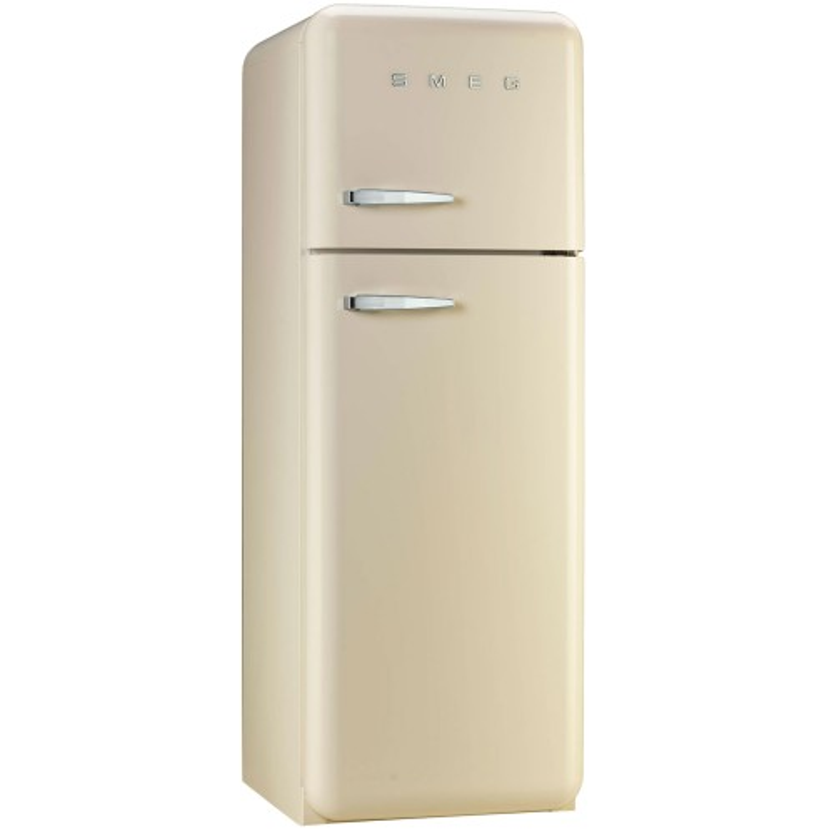 Smeg FAB30RFC Freestanding Fridge Freezer 60cm, Cream
