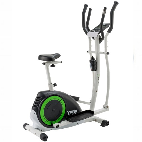 York 2in1 Cycle/Cross Trainer