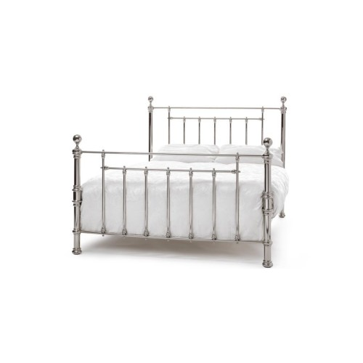 Casa Benjamin Small Double Bed Frame
