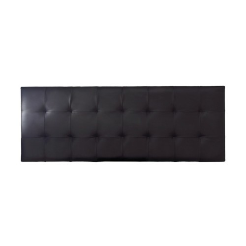 Casa Romana Single Headboard, Black
