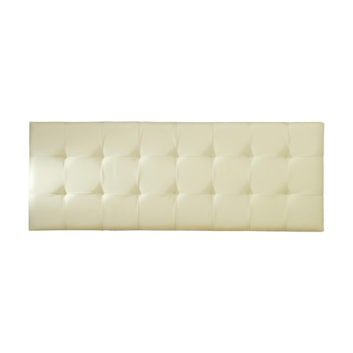 Casa Romana Single Headboard, Cream