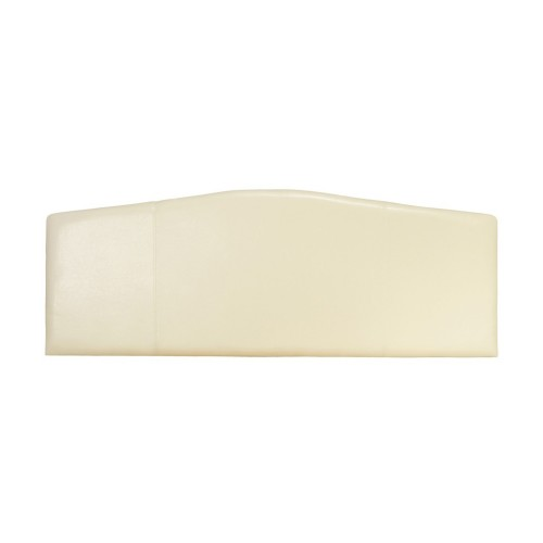 Casa Rosa Single Headboard, Cream