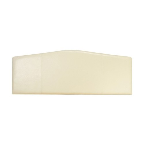 Casa Rosa Small Double Headboard, Cream