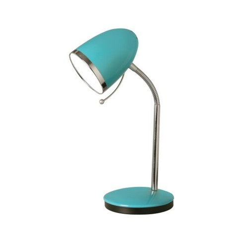 Oaks Lighting Madison Table Lamp, Blue