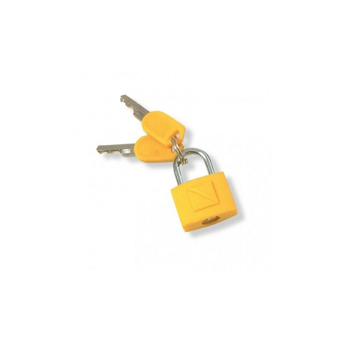 Travel Blue Identi Key Travel Padlock, Set of 2