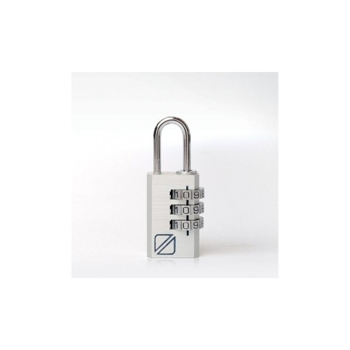 Travel Blue 3 Dial Combination Lock