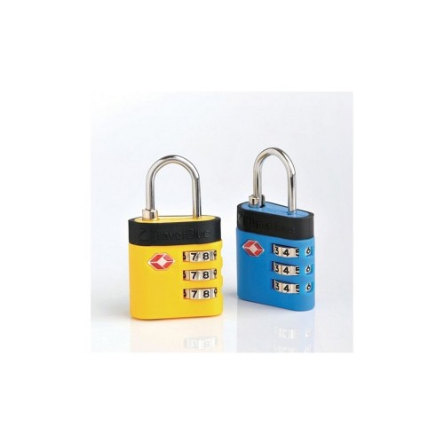 Travel Blue TSA Combi Deluxe Lock