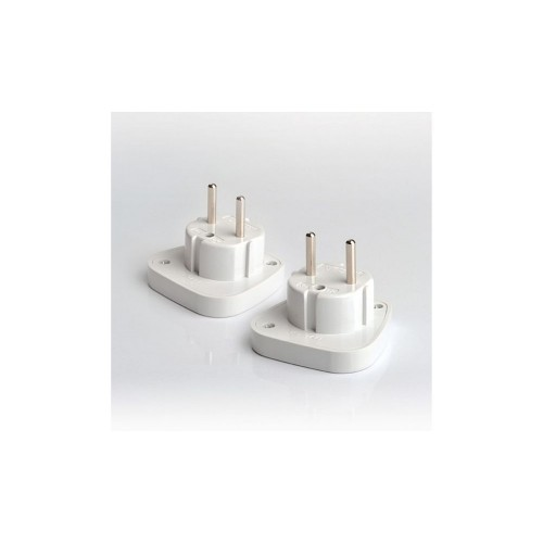 Travel Blue European Adaptor, Set of 2