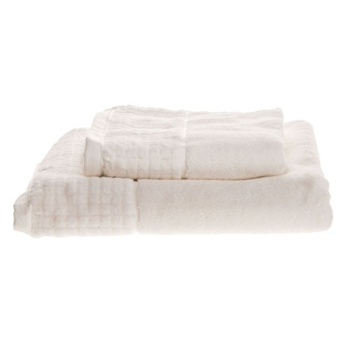 Casa Hotel Bath Sheet, Cream