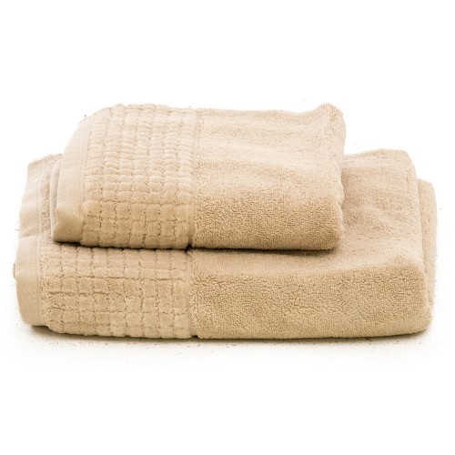 Casa Hotel Bath Sheet, Natural