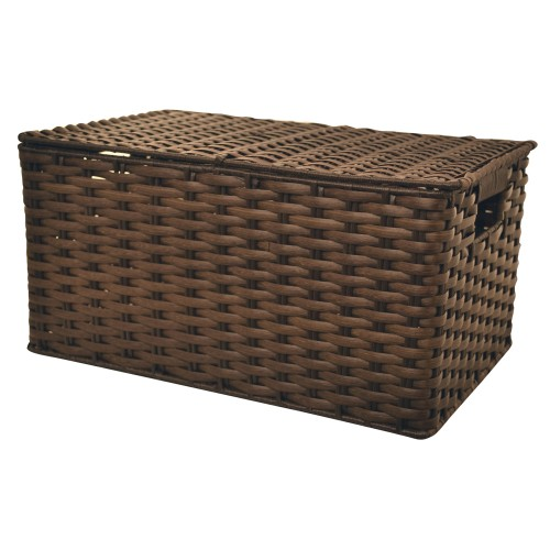 Casa Woven Storage Small, Brown