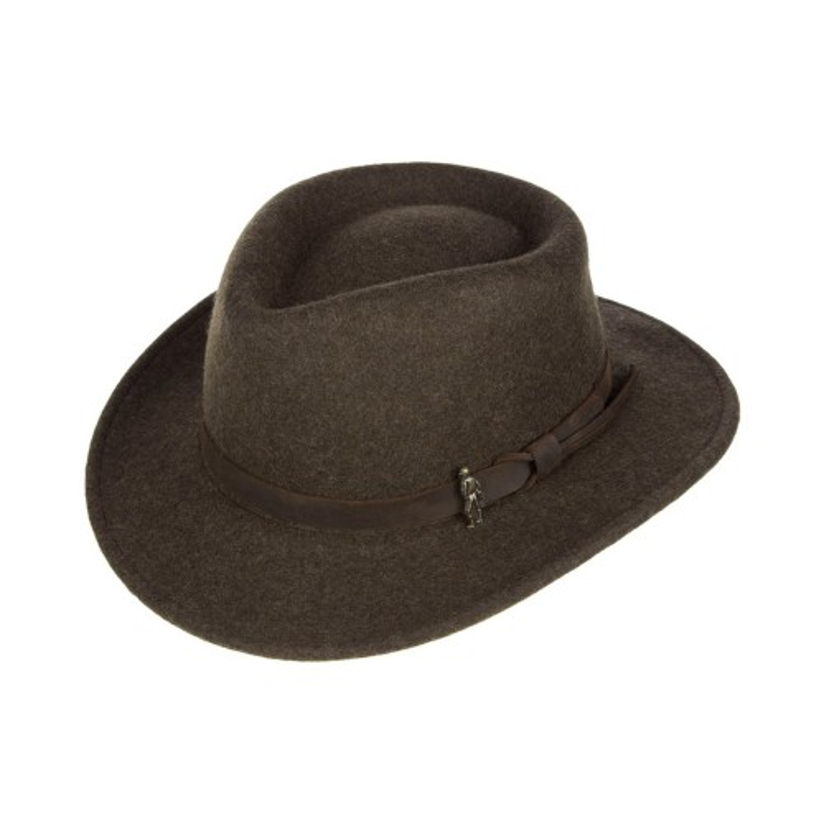 Jack Murphy Boston Jack Felt Hat S