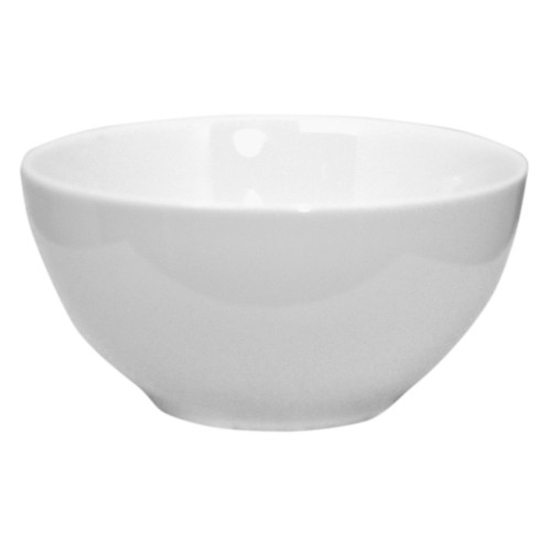 Casa White Cereal Bowl, White