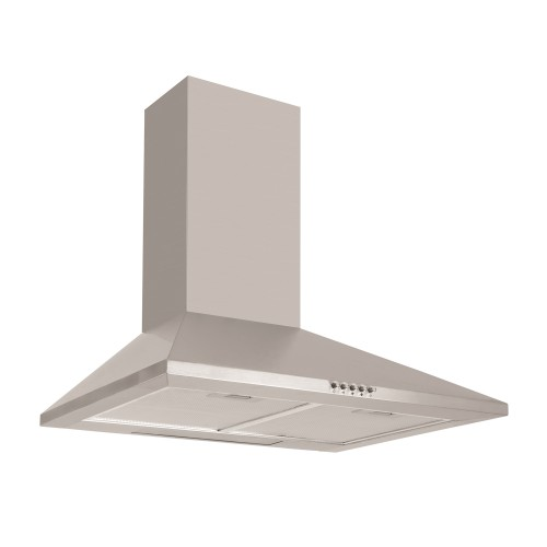 Caple 60cm Chimney Hood 60cm, Stainless Steel