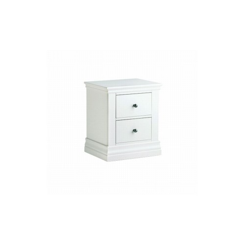 Corndell Annecy 2 Drawer Bedside