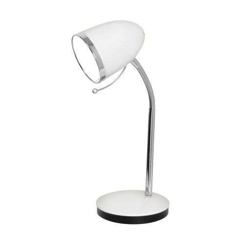 Oaks Lighting Madison Table Lamp, White