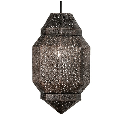 Oaks Lighting Brompton Non-electric Pendant, Copper