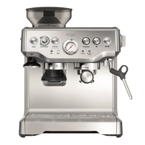 Sage by Heston Blumenthal The Barista Express, Silver