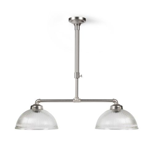 Garden Trading Double Paris Light Adjustable, Nickel