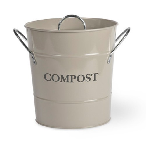 Garden Trading Compost Bucket, Clay