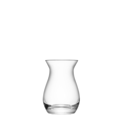 Lsa Flower Mini Posy Vase H9.5cm, Clear